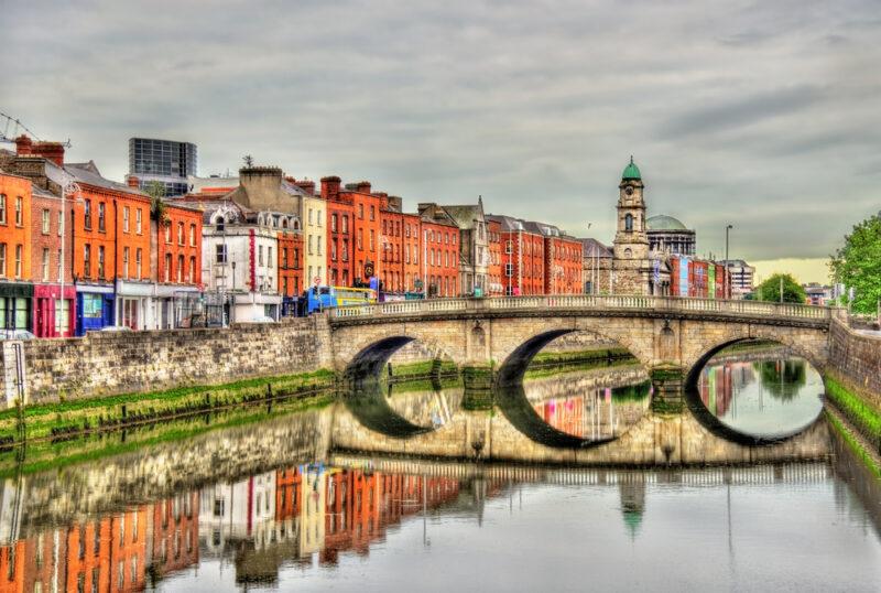 الاماكن السياحية في دبلن