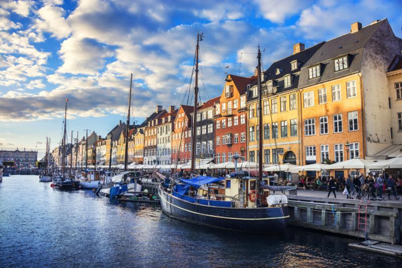 الاماكن السياحية في كوبنهاجن.