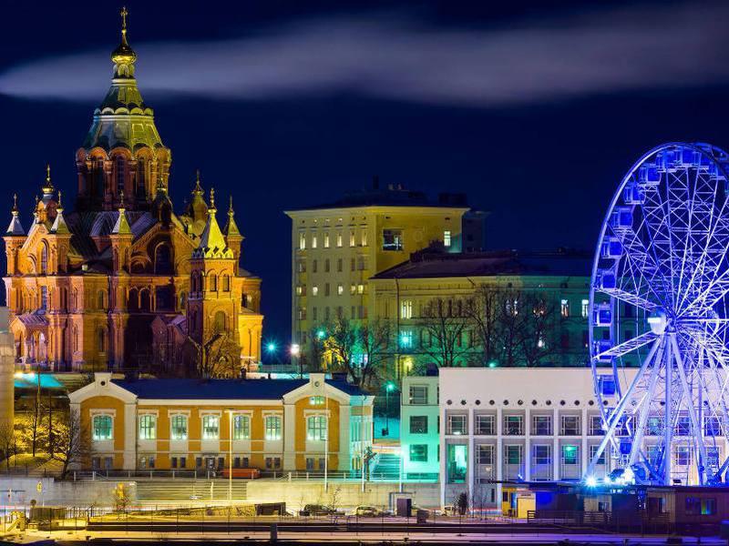 الاماكن السياحية في هلسنكي