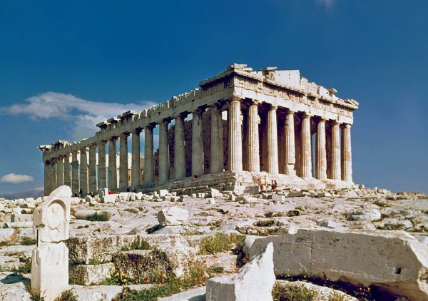 البارثينون رمز اليونان