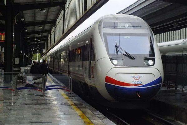 المسافة بين أنطاليا واسطنبول بالقطار السريع