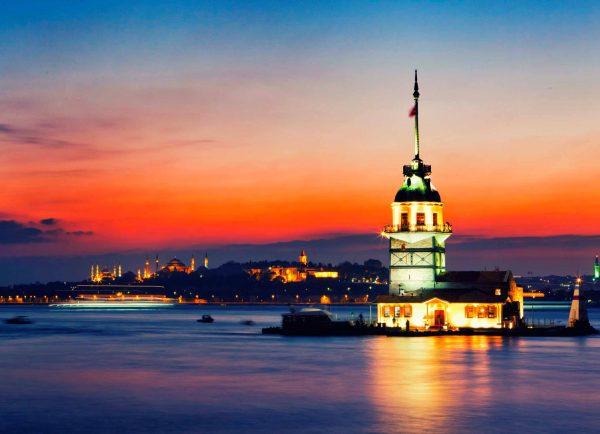 برج الفتاة اسطنبول