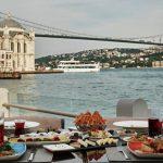 مطاعم اسطنبول على البسفور