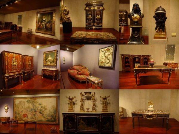 أهم معروضات متحف كالوست كولبنكيان