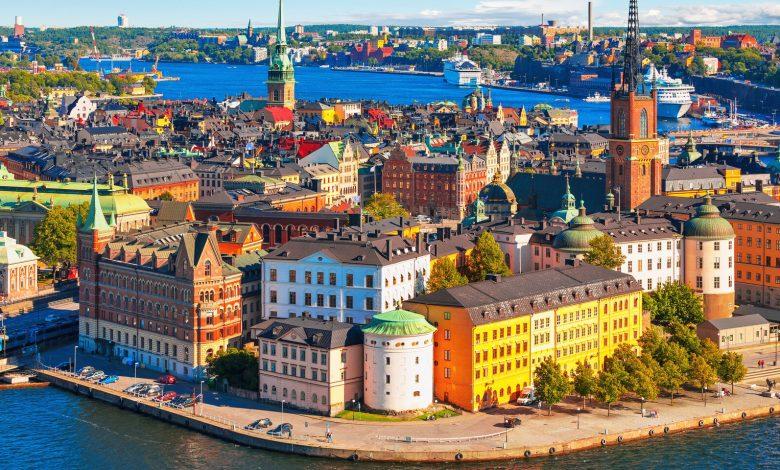 الاماكن السياحية في ستوكهولم