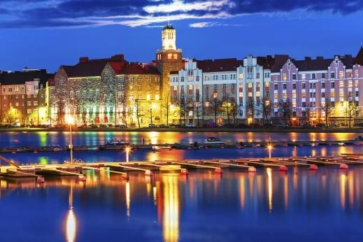 الحياة في هلسنكي