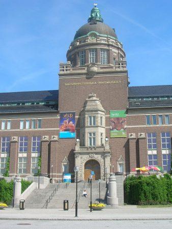 المتحف السويدى للتاريخ الطبيعى