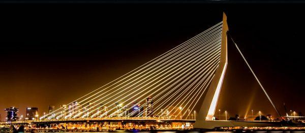 جسر ايراسموس روتردام