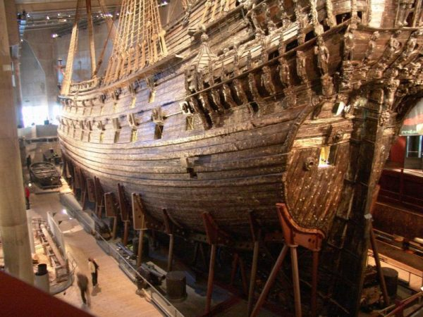 سفينة واسا أو فاسا