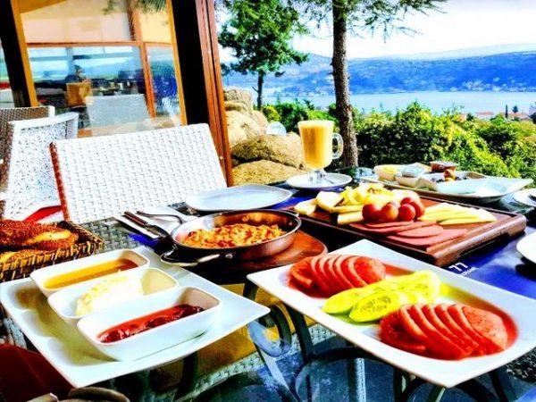 قائمة طعام مطعم أولوس بارك اسطنبول