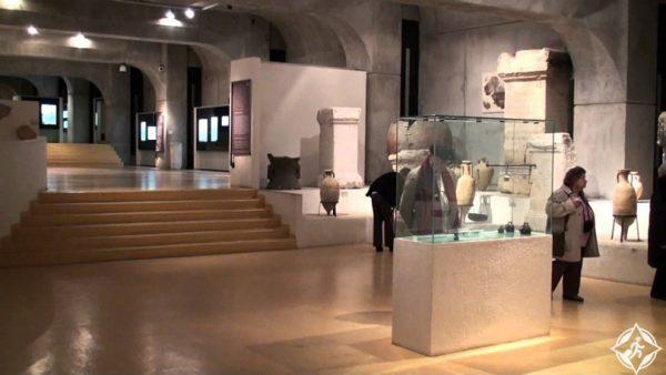 متحف حضارة غالو الرومانية