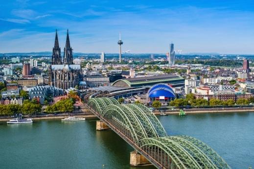 مدينة كولن الالمانية