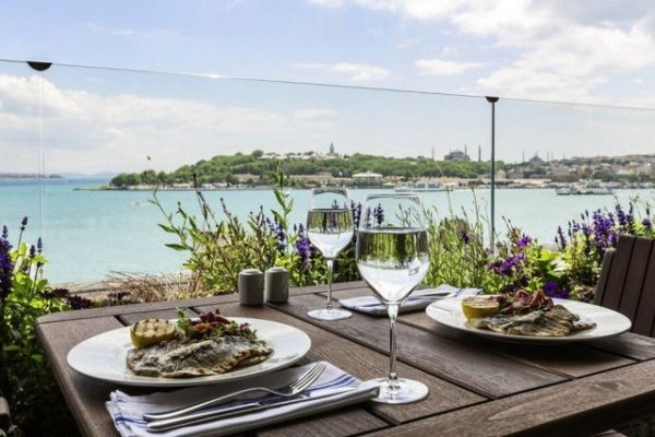 مطعم فيريا بالاس اسطنبول