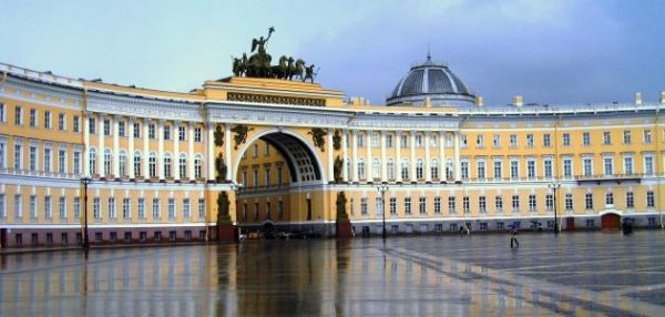 الاماكن السياحية في سان بطرسبورغ