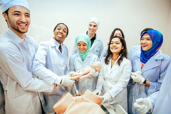 التعليم الطبى فى جامعات روسيا