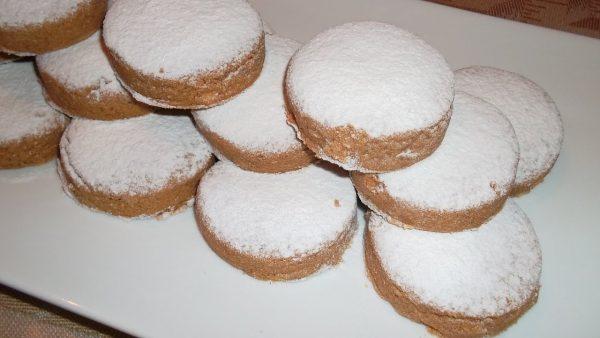 حلوى البورونيس الاسبانية