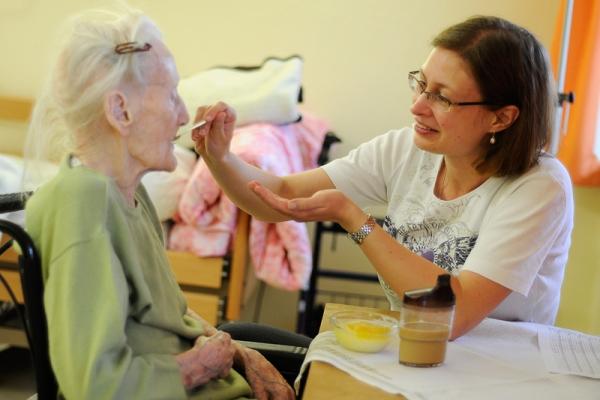 رعاية كبار السن فى ألمانيا