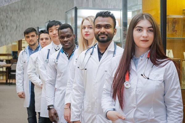 التعليم الطبى فى روسيا