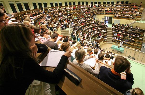 الدراسة فى ألمانيا
