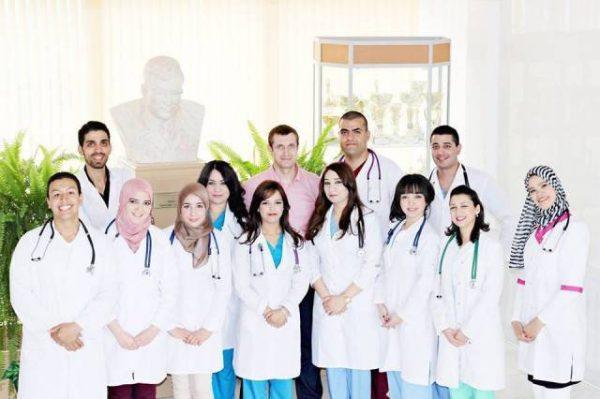 تكاليف دراسة الطب في روسيا