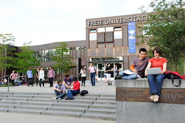 جامعة برلين الحرة