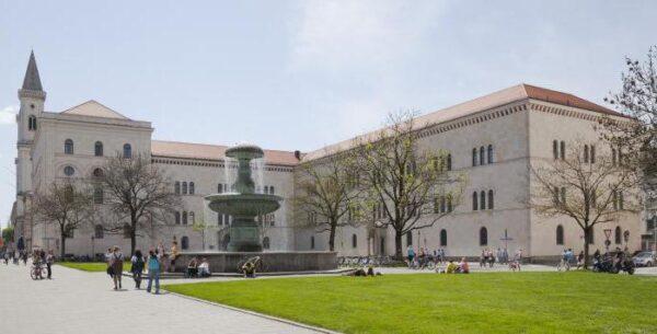 جامعة لودفينغ ماكسيميليان
