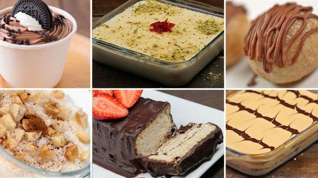 حلويات ايطالية مشهورة