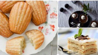 Photo of حلويات فرنسية بسيطة .. تعرف على أشهر 5 حلويات فرنسية
