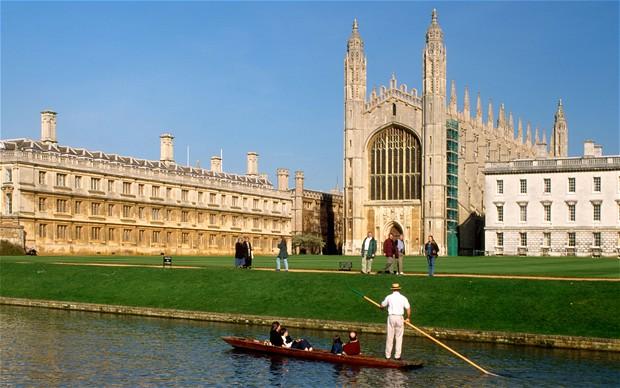 شروط القبول في جامعة كامبردج