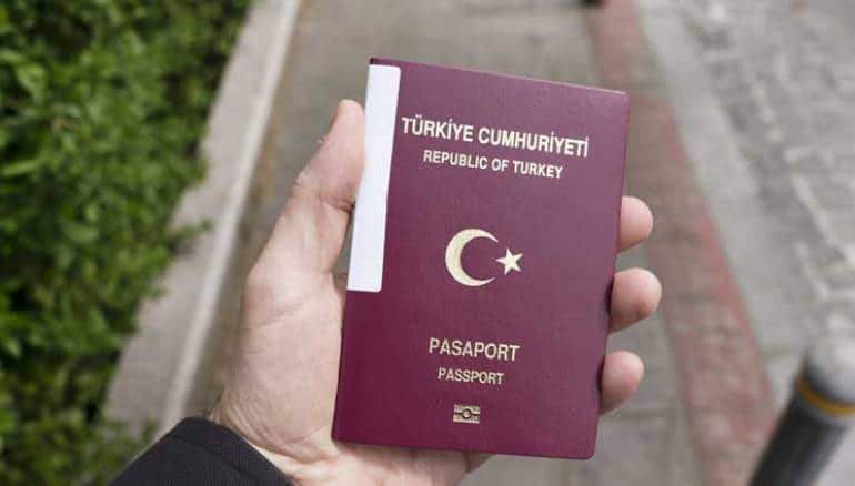 فيزا تركيا للفلسطينيين المقيمين في السعودية
