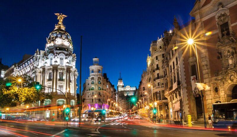 رحلتي الى اسبانيا