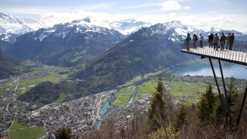 رحلتي الى انترلاكن سويسرا