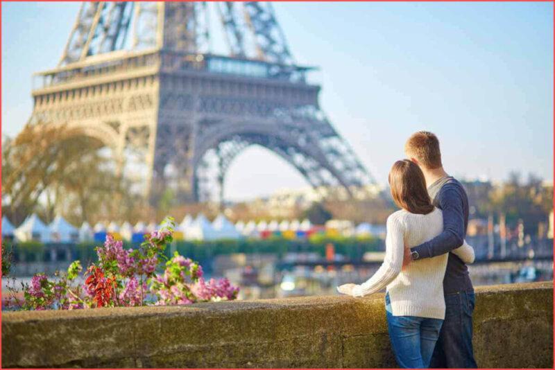 رحلتي الى فرنسا