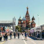 رحلتي الى موسكو وأهم 6 مزارات سياحية بها