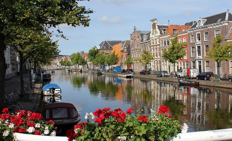 رحلتي الى هولندا