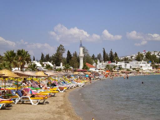 شاطئ فينك أجمل شواطئ تركيا