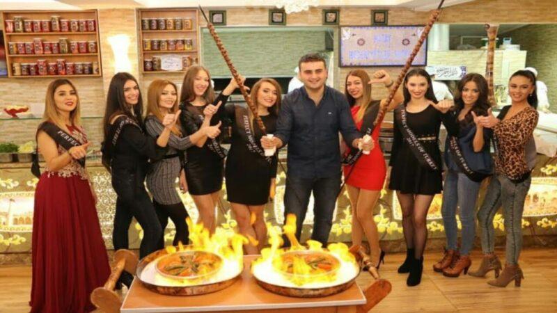 مطعم المدينة تركيا