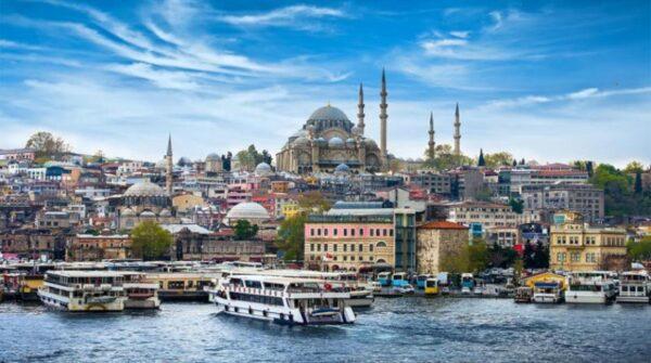 الاقامة في تركيا