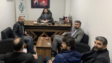 Photo of تجمع الطلبة في تركيا