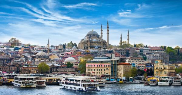 تكلفة السفر الى تركيا من مصر