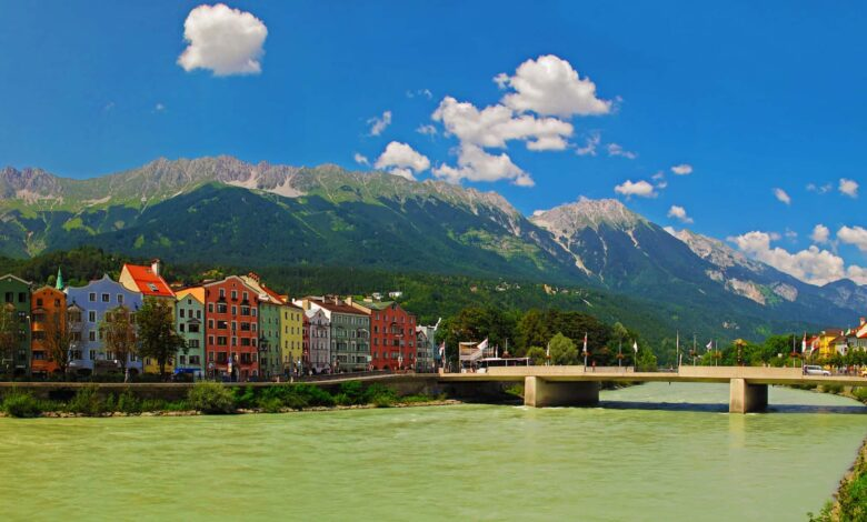 رحلتي الى النمسا