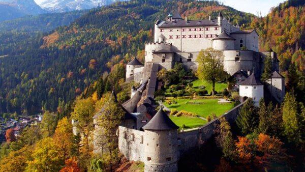 قلعة هوهن سالزبورغ