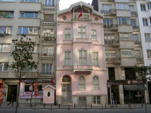 متحف أتاتورك