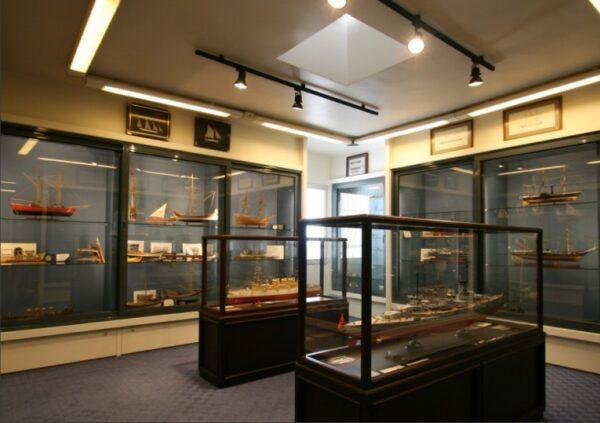 متحف جزر الأميرات
