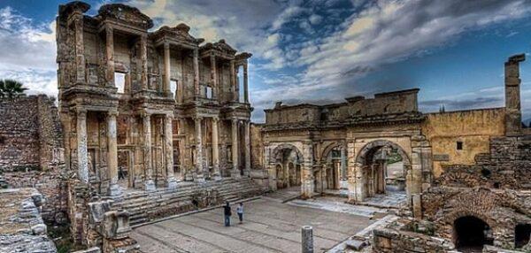 مدينة أفسس القديمة