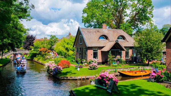 تكاليف الإقامة فى هولندا