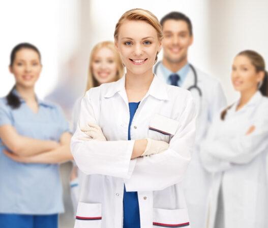 دراسة الطب بجامعة بدفورد شاير