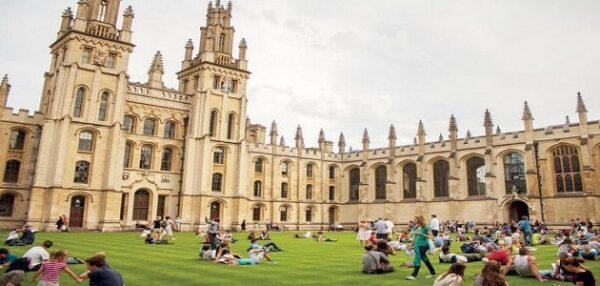 كليات جامعة اكسفورد