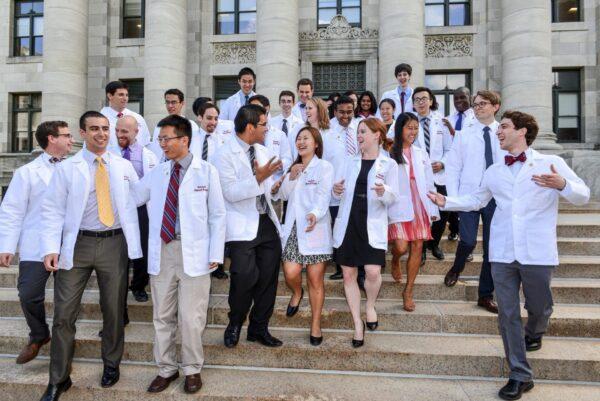 كلية الطب فى جامعة هارفرد