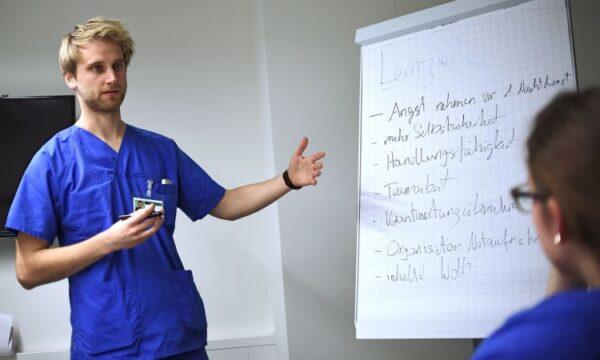 ألمانيا اسهل دولة لدراسة الطب